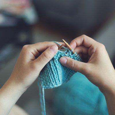 knit, sew, girl
